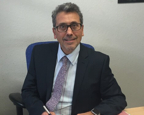 Peter Cuffaro, Senior Partner, solicitor in Harlow
